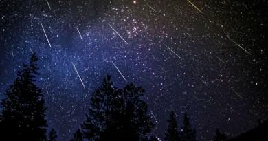 meteoru lietus