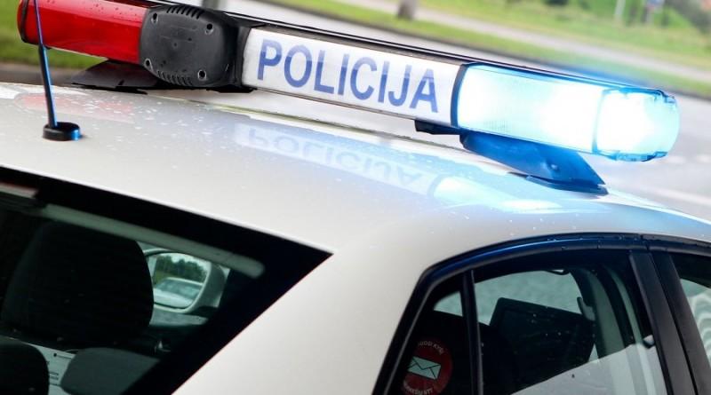 Kaišiadorių kriminalai. Balandžio 16-22 d. policijos įvykių suvestinė