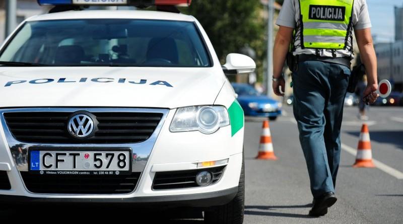 Kaišiadorių rajone nustatyti keturi neblaivūs vairuotojai