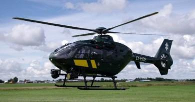 Eurocoper135 sraigtasparnis