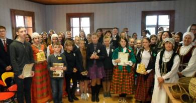 Kaišiadorių rajono mokiniai dalyvavo Etnokultūrinėje viktorinoje