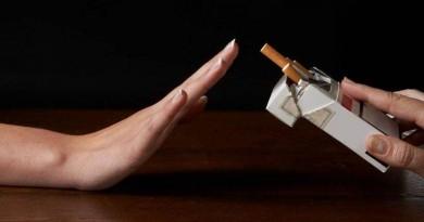 cigaretės rūkymas