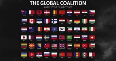 antiteroristinė koalicija