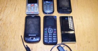 telefonai pravieniškės