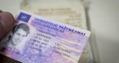 Rita Tamašunienė: policija neturėtų bausti, jei pasibaigęs vairuotojo pažymėjimo galiojimas