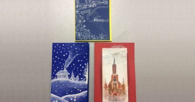 Kaišiadorių Kalėdinis atvirukas
