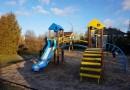 Saugi vaikų žaidimų aikštelė