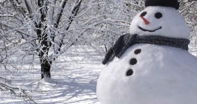 sniego senis orai žiema