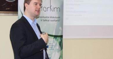Lietuvos laisvosios rinkos instituto organizuotas seminaras