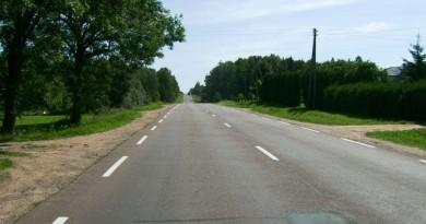 gatvė kelias