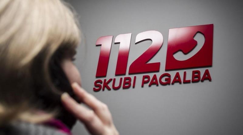 112 bendrasis pagalbos centras