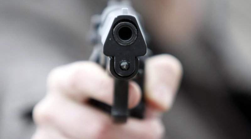 ginklas užpuolimas