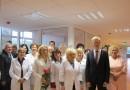 """VšĮ """"Kaišiadorių ligoninėje"""" atidarytos suremontuotos Vidaus ligų skyriaus patalpos"""