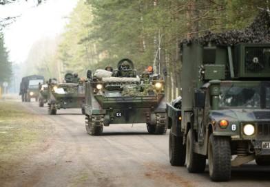 Kaišiadorių rajone vyks karinės pratybos
