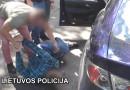Klaipėdoje sulaikyta organizuota automobilius vogusi grupė (video)