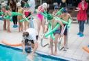 Beveik 7,5 tūkst. šalies pradinukų šiemet mokysis plaukti: tikslas – nuplaukti bent 25 metrus