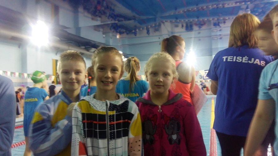 Lietuvos vaikų žiemos plaukimo pirmenybės (2)