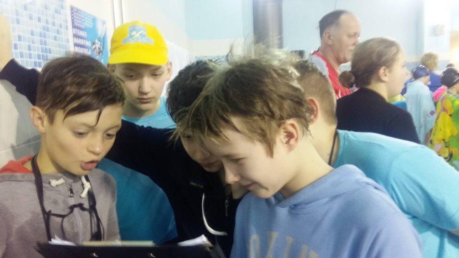 Lietuvos vaikų žiemos plaukimo pirmenybės (3)