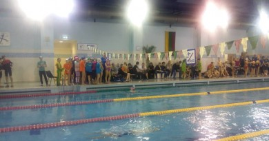 Lietuvos vaikų žiemos plaukimo pirmenybės (1)