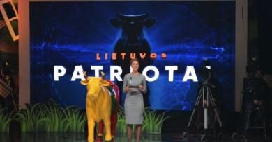 Lietuvos patriotai