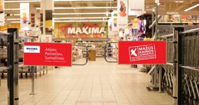 Maxima prekybos centras
