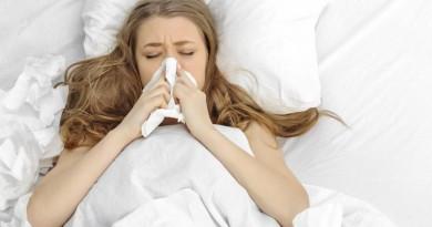 Sergamumas gripu per savaitę smarkiai išaugo visoje Lietuvoje