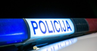 Kaišiadorių kriminalai. Lapkričio 20-23 d. policijos kriminalinių įvykių suvestinė