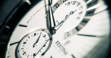 laikrodis laikas