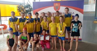 Jaunieji Kaišiadorių plaukikai Pasvalyje pagerino net 3 rajono rekordus (1)