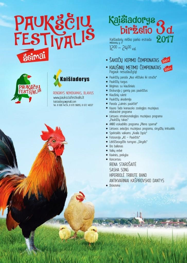 Paukščių festivalis Kaišiadorys