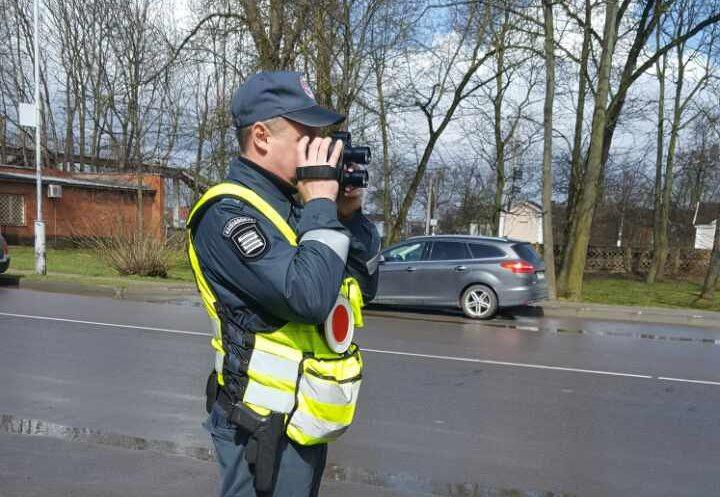 policija Kaišiadorys