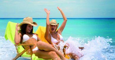 merginos atostogos