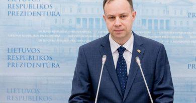 Kaišiadoryse lankėsi Sveikatos apsaugos ministras Aurelijus Veryga