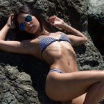 mergina vasara bikinis