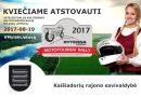Kviečiame atstovauti Kaišiadorių kraštą mototurizmo ralyje