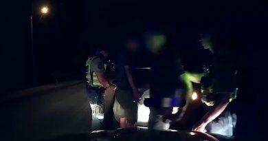 Elektrėnuose sulaikytas narkotikus vežęs vairuotojas
