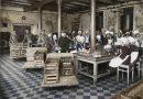 Neregėtos nuotraukos atskleidė, kas vyko Kauno gamyklų viduje