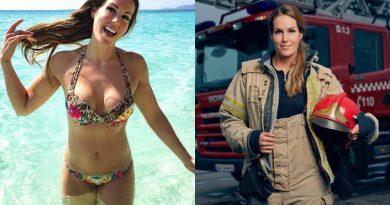Seksualiausia Norvegijos ugniagesė