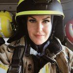 Seksualiausia Norvegijos ugniagesė priverčia pasitempti ir savo kolegas (5)