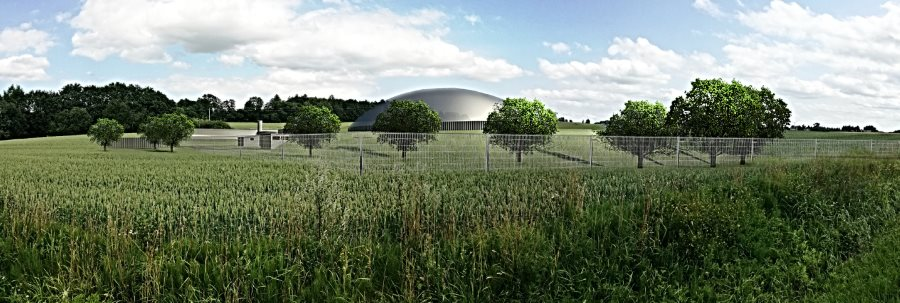 Bulotų kaimo biodojų jėgainė