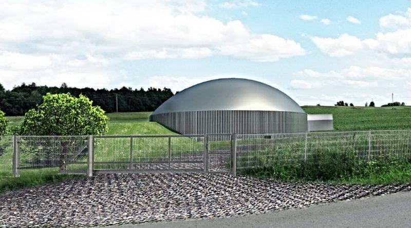 Bulotų biodojų jėgainė