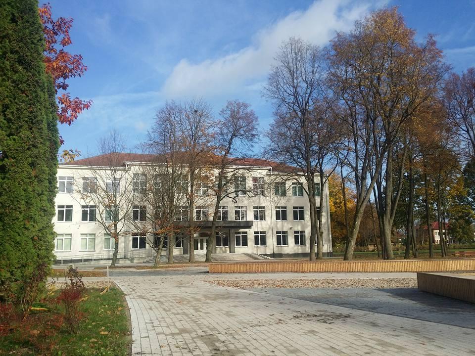 Kaišiadorių Algirdo Brazausko gimnazija