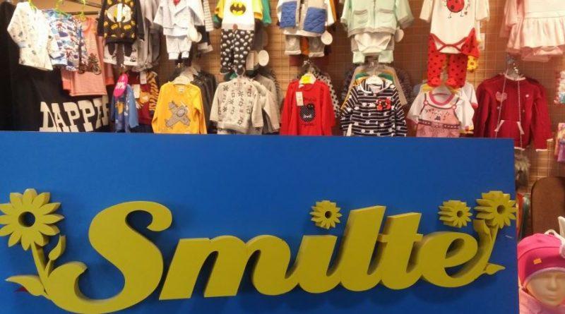 Smiltė vaikiški drabužiai internetu
