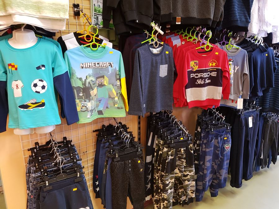 Vaikiškų drabužių parduotuvė Smiltė (8)