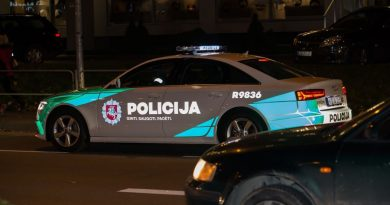 Policija Audi A6 nuotr. Lietuvos policijos (13)