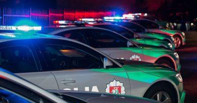 Kaišiadorių kriminalai. Lapkričio 12-19 d. policijos įvykių suvestinė