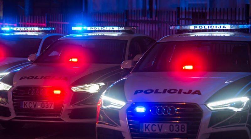 Kaišiadorių kriminalai. Liepos 9-15 d. policijos įvykių suvestinė