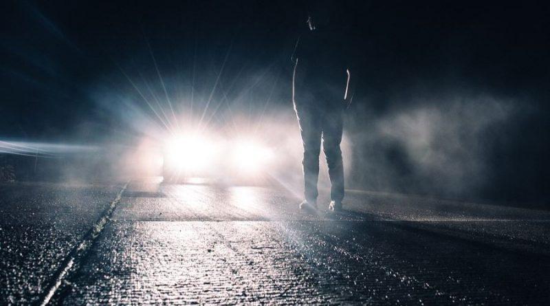 atšvaitai naktis kelias