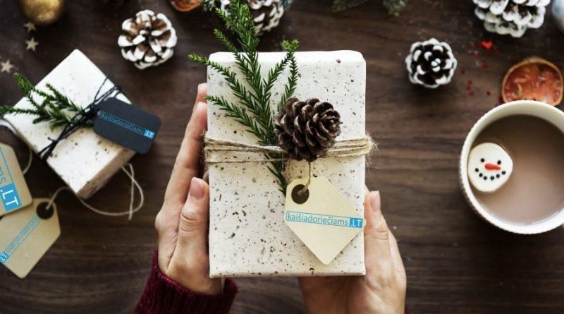 dovanos kalėdos