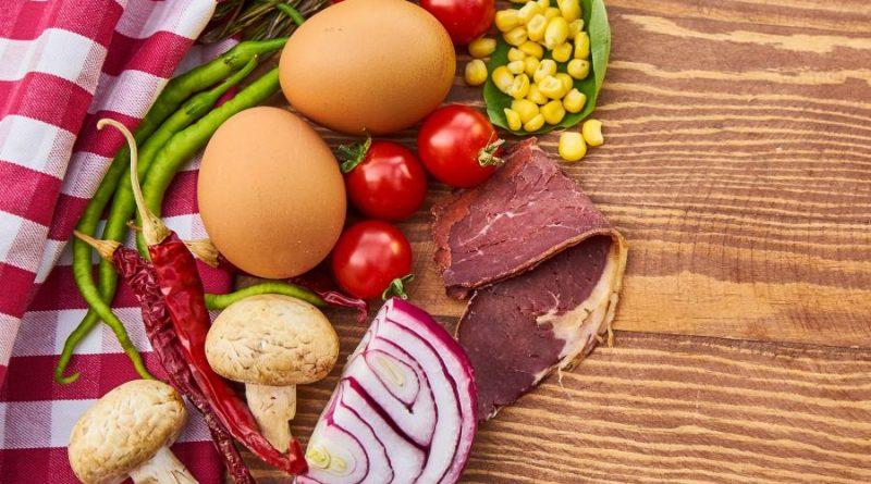 maistas daržovės mėsa